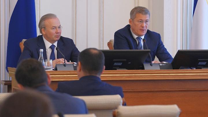 Радий Хабиров обратился к правительству в связи с ЧП в Перми