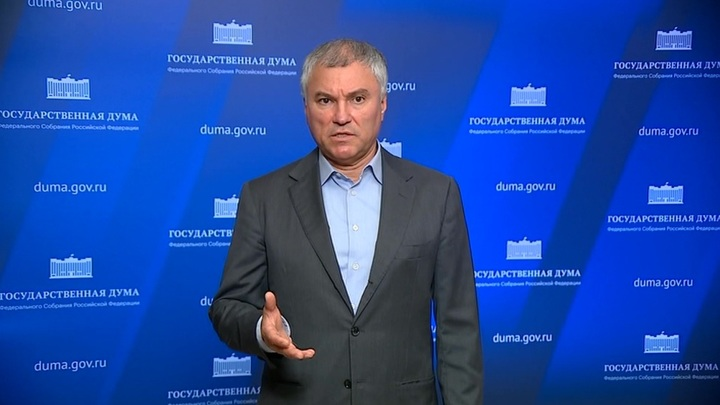 Володин прокомментировал уровень явки на прошедших выборах