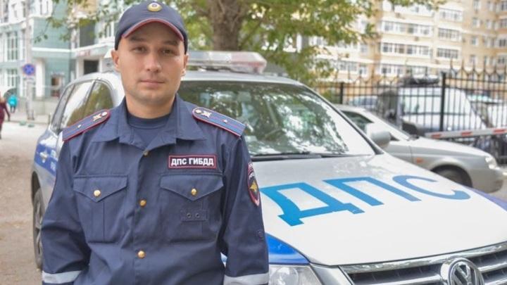 Полицейского, который обезвредил пермского убийцу, представят к награде