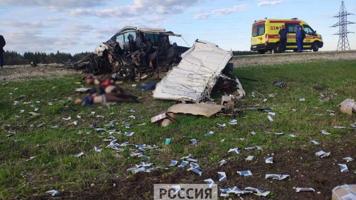 В Татарстане осудят виновника страшного ДТП с 5 погибшими