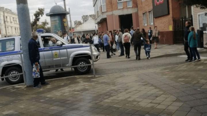 Полиция обследовала здание медуниверситета в Краснодаре после сигнала о минировании