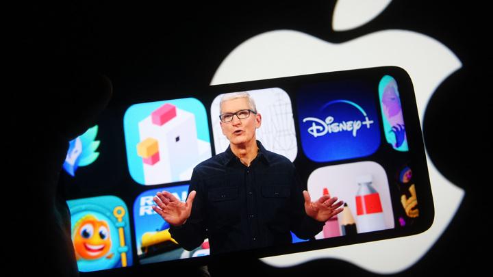 Письмо Тима Кука об утечках утекло из Apple