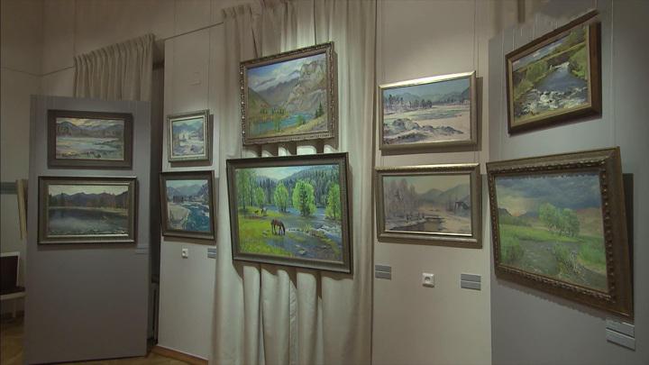 В Музее Востока открылась персональная выставка Анатолия Щетинина