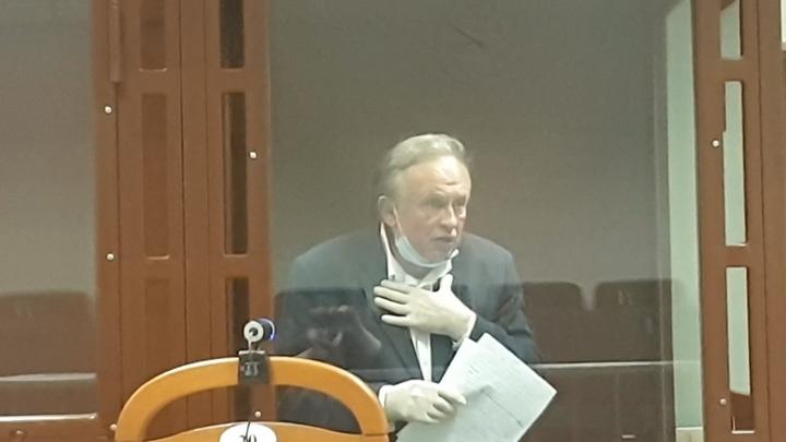 Суд отказался смягчить приговор историку Соколову