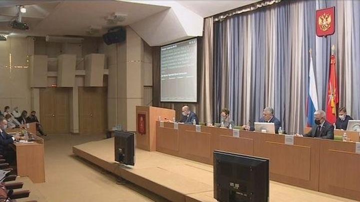 Расходы бюджета Тульской области выросли на 6 млрд рублей