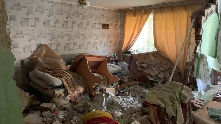 Взрыв газа произошел в пятиэтажке в Свердловской области
