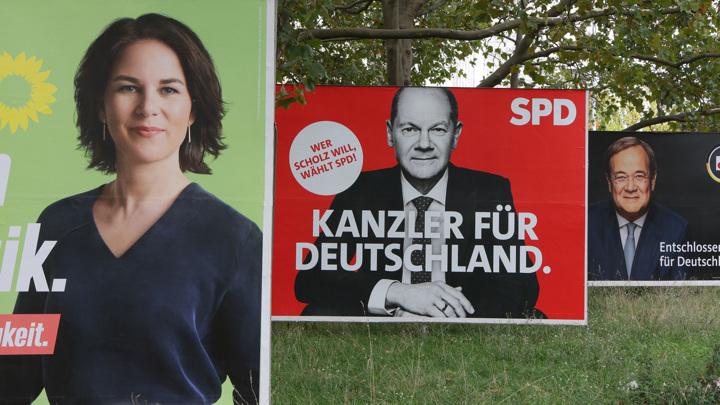 В Германии телеканал опубликовал результаты экзитполов за два дня до выборов