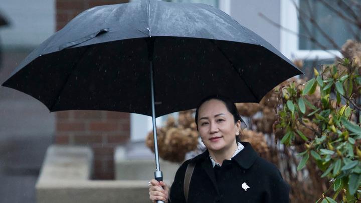 МИД Китая назвал дело против финдиректора Huawei произволом США