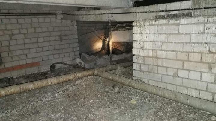 В Иванове частично обрушилась крыша жилого дома: в ситуации разбиралась мэрия