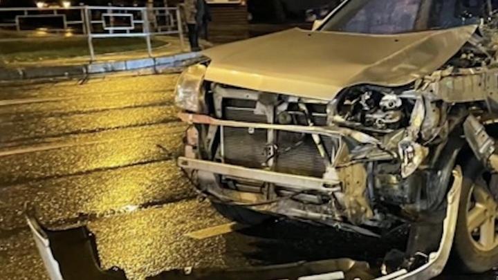 В Уфе машина насмерть сбила мужчину, оказавшегося в неположенном месте