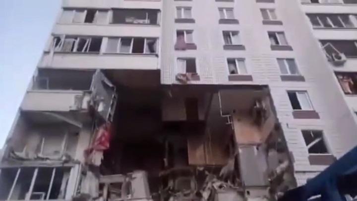 18 дней взаперти: из разрушенного взрывом дома в Ногинске спасли кота
