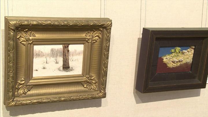 """Выставка """"Архип Куинджи и его ученики"""" открылась в архангельском музее изобразительных искусств"""