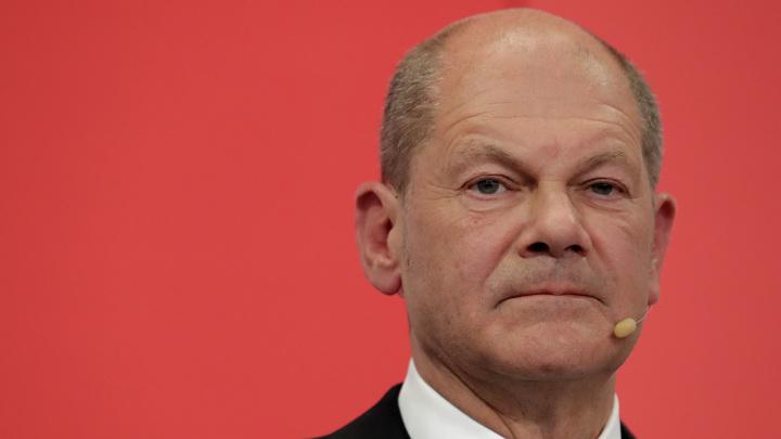 Шольц надеется сформировать новое правительство Германии до Рождества