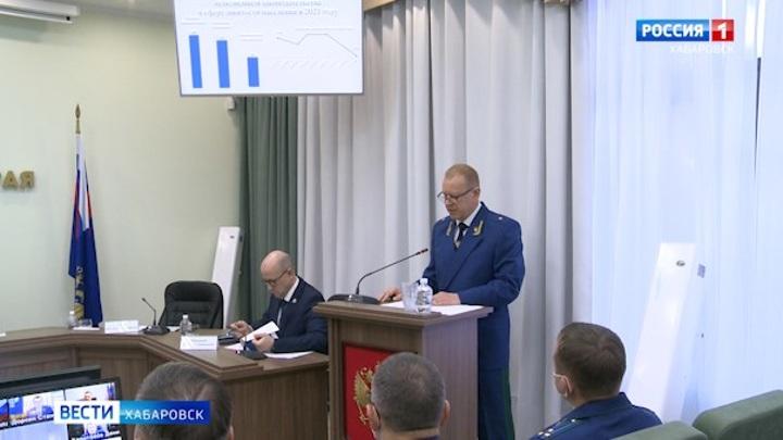 Хабаровская прокуратура усилит воздействие на предприятия, которые должны зарплаты