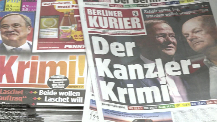 Берлин просят поторопиться с избранием канцлера