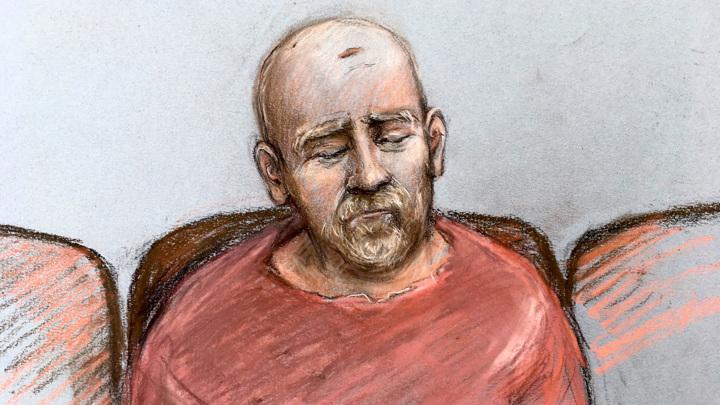 Изнасилование задержанной: полицейскому-убийце дали пожизненное