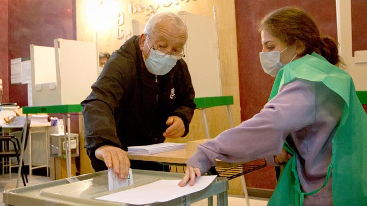 В Грузии завершилось голосование на муниципальных выборах
