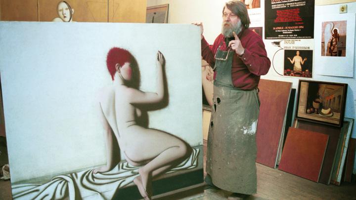 В Москве умер известный художник Иван Лубенников