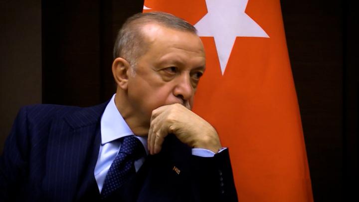 Эрдоган решил принять меры против дипломатов десяти государств