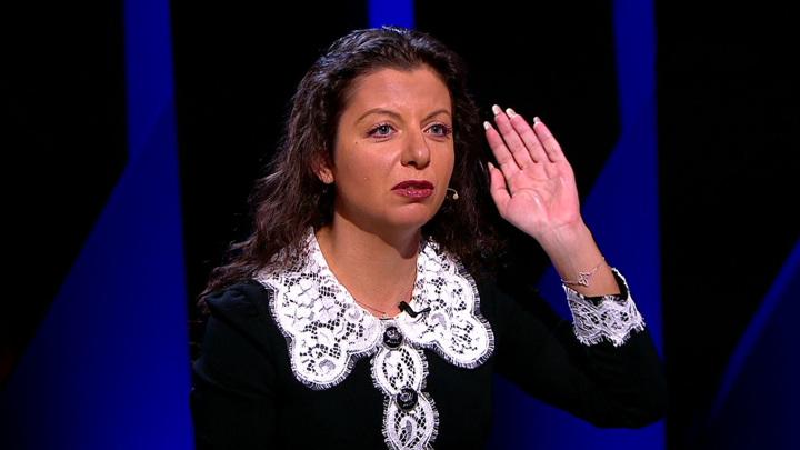 Маргарита Симоньян – о творчестве журналистов CNN