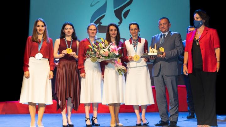 Путин оценил победу российских шахматисток на чемпионате мира
