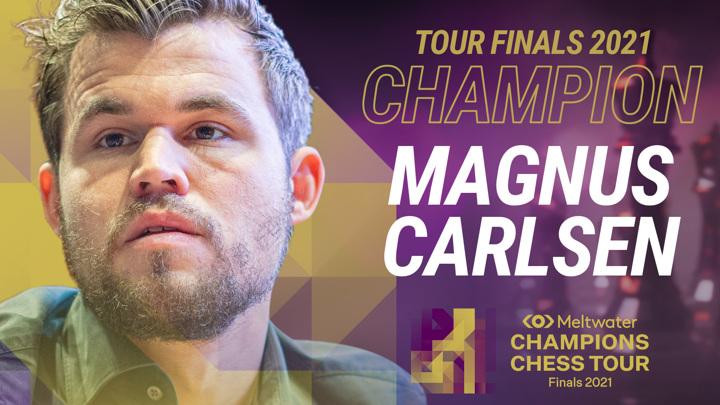 Карлсен выиграл Champions Chess Tour, Артемьев – шестой