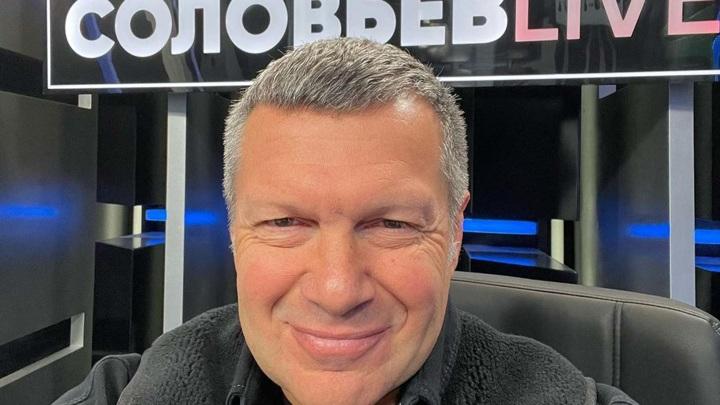 Владимир Соловьев // Фото: instagram.com/@vrsoloviev