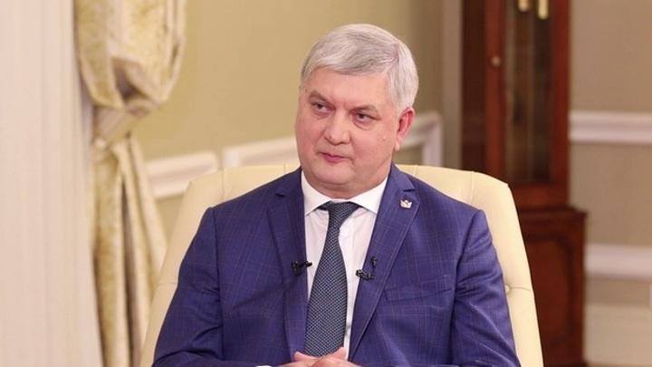 Из-за болезни воронежский губернатор передал обязанности заместителю
