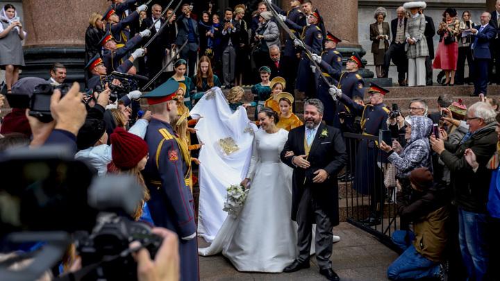 Караул на венчании Романовых: военных наказали