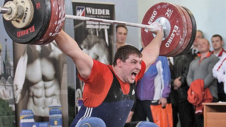 Тяжелоатлет Бондаренко дисквалифицирован на четыре года за допинг