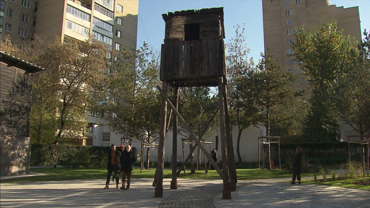 В Музее истории ГУЛАГа открылся Сад памяти