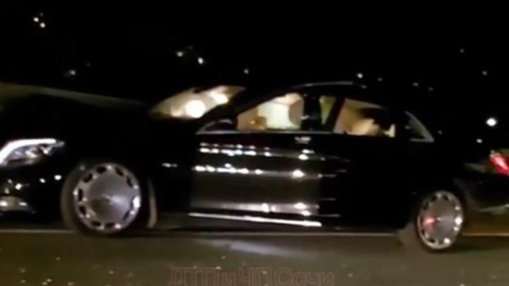 МВДРоссии взяло на контроль расследование ДТП с участием машины Собчак