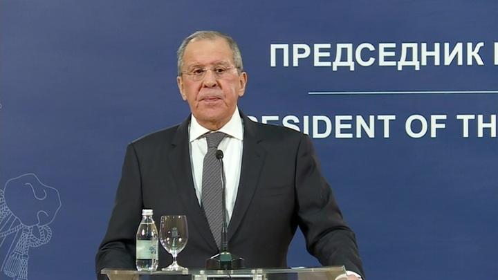 Лавров заявил об угрозе использования оставленного НАТО оружия в Афганистане