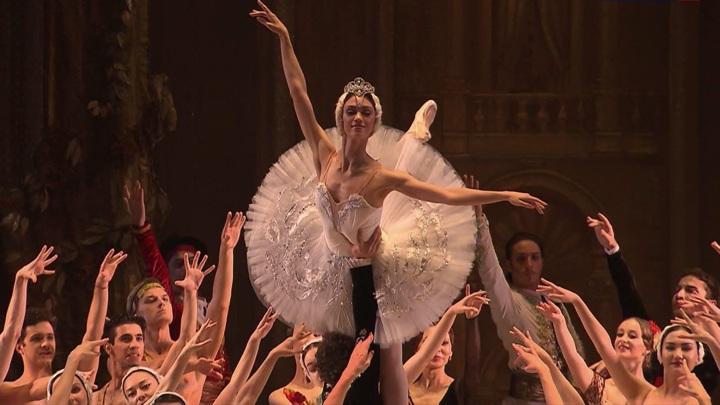 """Театр """"Русский балет"""" отметил 40-летие гала-концертом"""