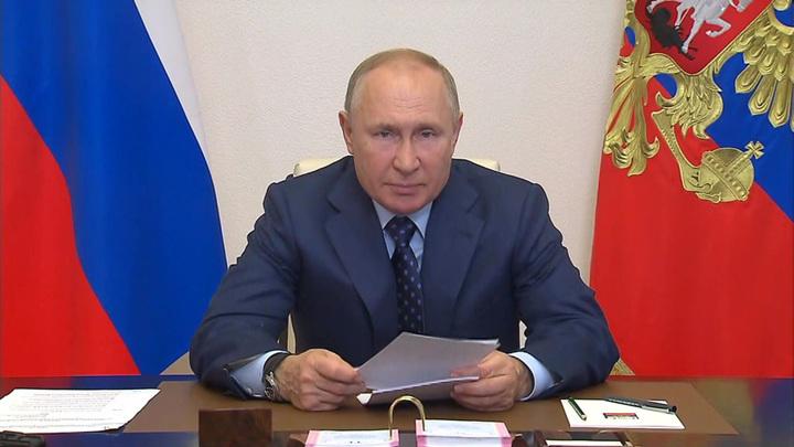 Путин провёл ряд кадровых перестановок