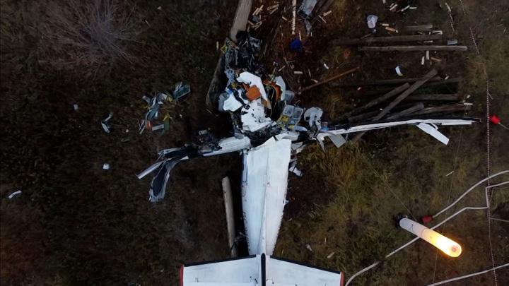 Что случилось с двигателем: последний полет L-410 восстановят по секундам