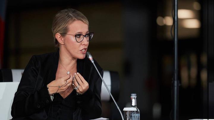 Допрос Ксении Собчак по делу о ДТП в Сочи завершен