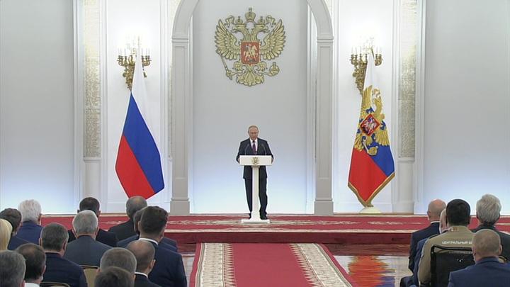 Путин назначил Серышева полпредом в Сибирском федеральном округе