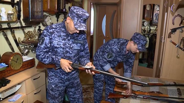 В Подмосковье пресекли деятельность подпольной мастерской по переделке оружия