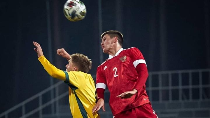Российская молодежка разгромила литовцев в отборе Евро-2023