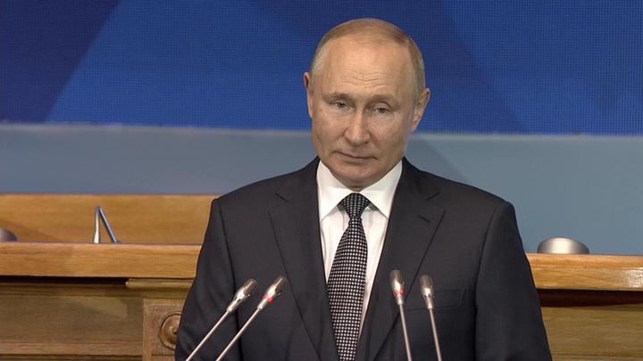 Путин через портал госуслуг в пятницу принял участие во Всероссийской переписи