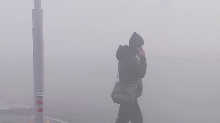 Задержка рейсов: в омском аэропорту произошли перебои из-за тумана