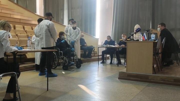 Заседание в больнице: студента-убийцу будут содержать в СИЗО