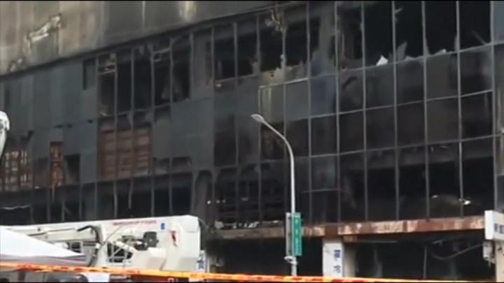 На Тайване 46 человек погибли при пожаре в жилом доме