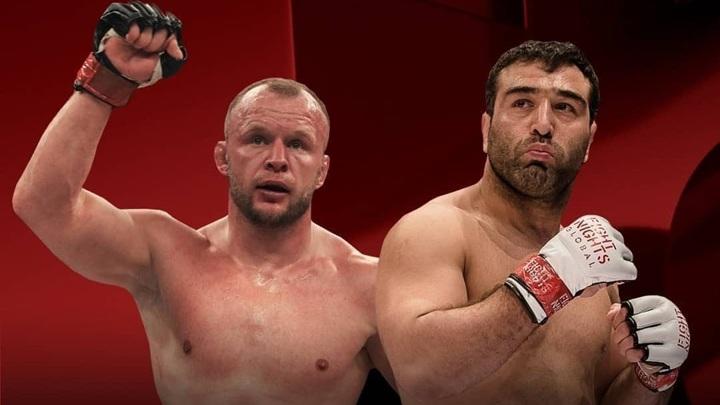 Соперник Шлеменко по бою заплатит штраф за перевес
