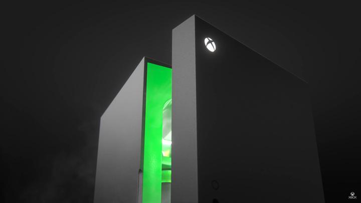 Microsoft оценила Xbox-холодильник в 99 долларов
