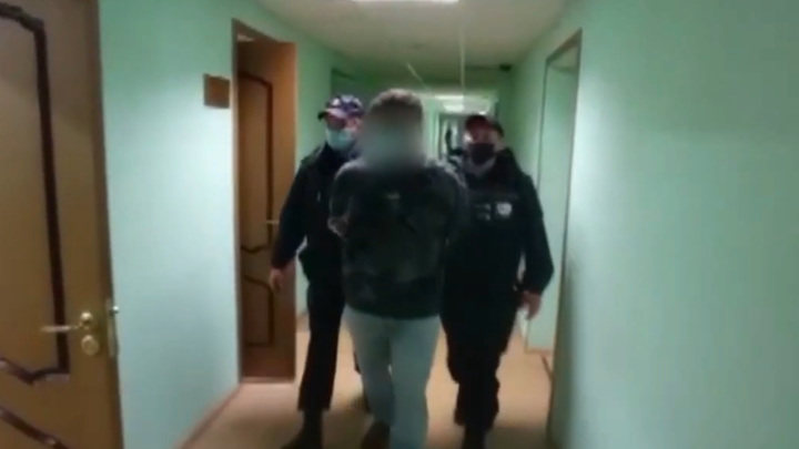 На два месяца арестовали хулиганов, затеявших конфликт в московском метро