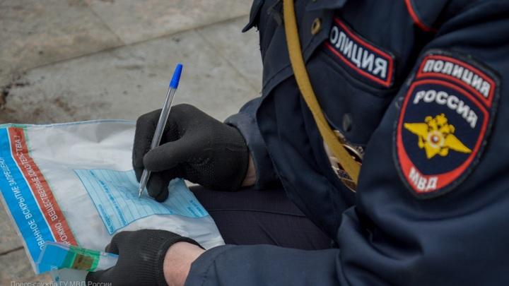 В МВД рассказали подробности ЧП с отравлением метанолом в Екатеринбурге