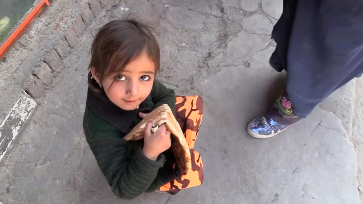 Афганистан: аттракционы, турполиция, пропадающий океан еды