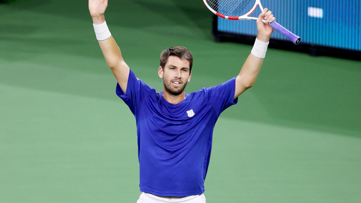 Норри стал чемпионом американского Masters, обыграв Басилашвили